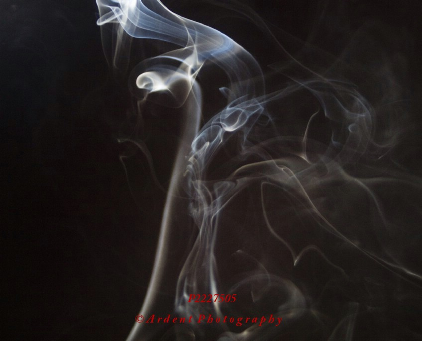 Smoke Abstract Photograph