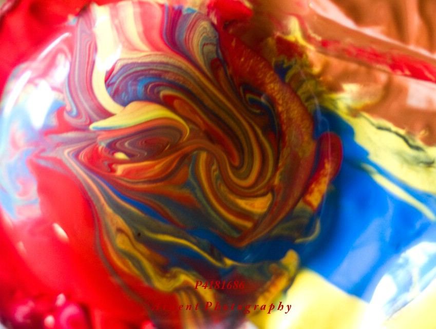 Paint Abstract Photograph